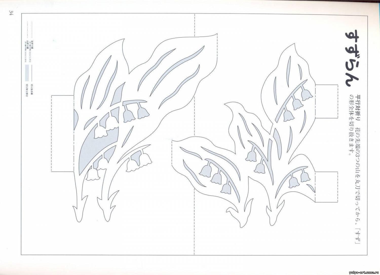 Объёмные картинки схемы шаблоны